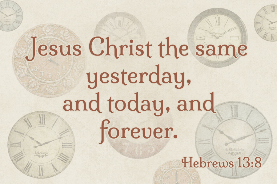 jesus-christ-the-same-yesterday-and-today-and-forever-christian-message-card